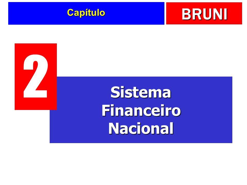 BRUNI Capítulo Sistema Financeiro Nacional 2