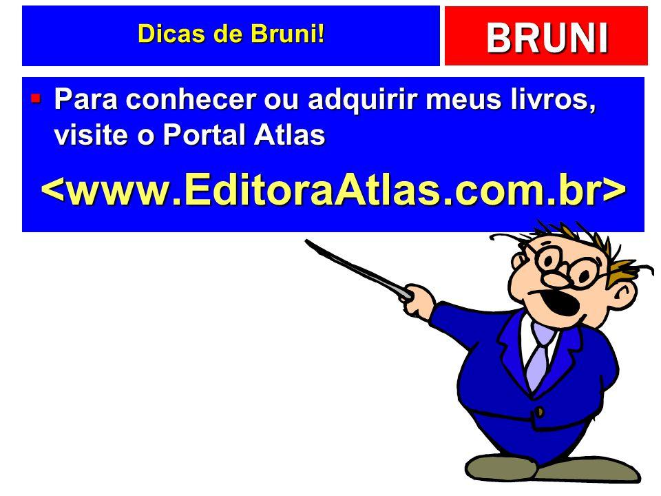 BRUNI Bibliografias auxiliares Livros Matemática Financeira com HP12C e Excel e A Matemática das Finanças Editora Atlas