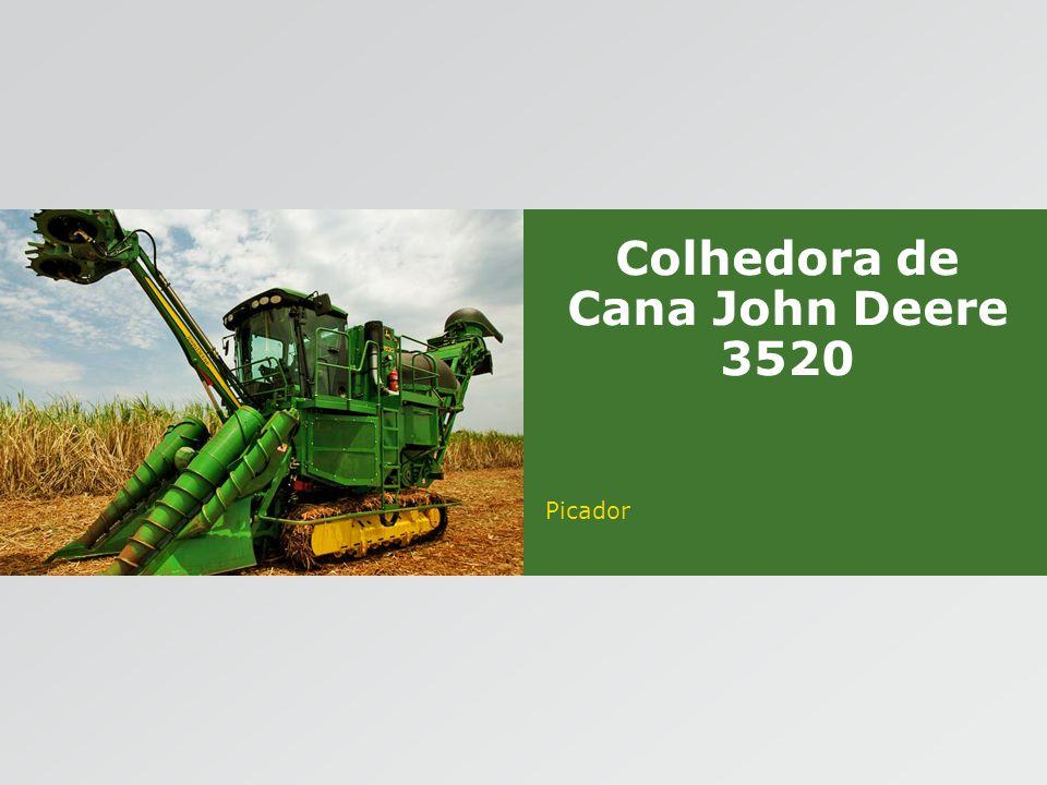 Colhedora de Cana John Deere 3520 Picador