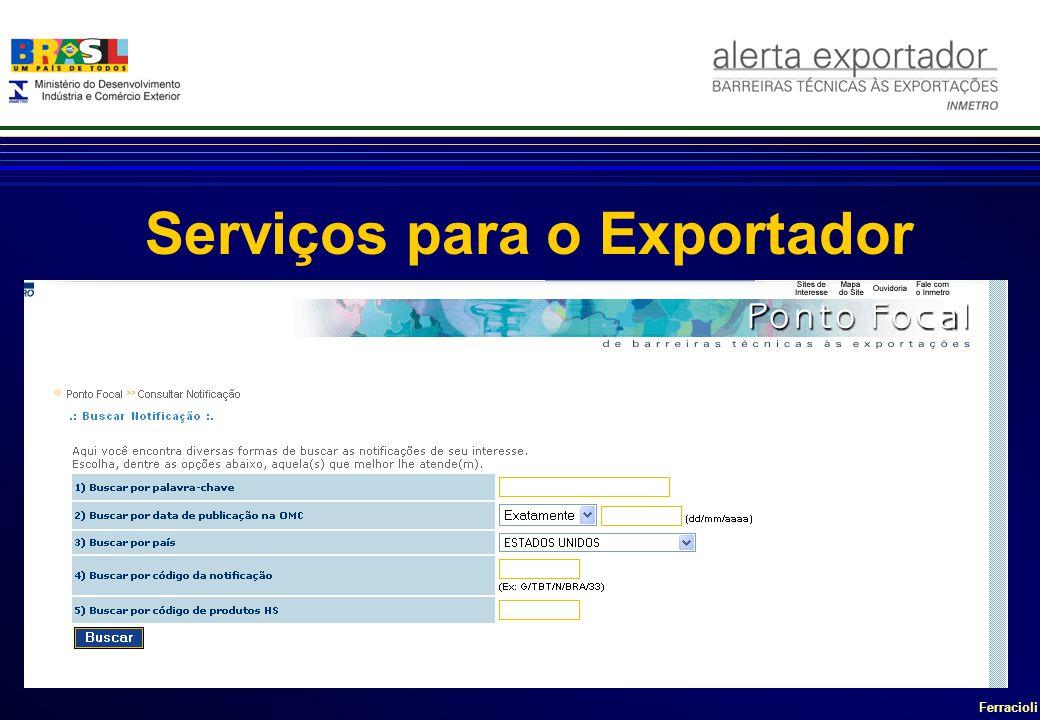 Ferracioli Serviços para o Exportador