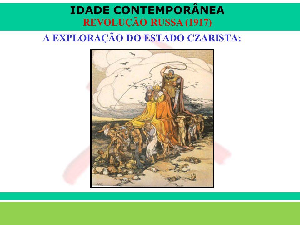 IDADE CONTEMPORÂNEA Sartre COC lenefidelis@terra.com.br REVOLUÇÃO RUSSA (1917) Burocratização estatal.
