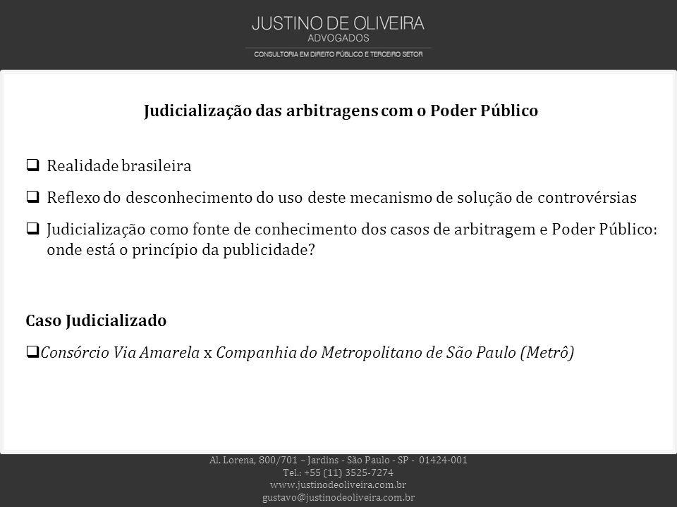 Al. Lorena, 800/701 – Jardins - São Paulo - SP - 01424-001 Tel.: +55 (11) 3525-7274 www.justinodeoliveira.com.br gustavo@justinodeoliveira.com.br Judi