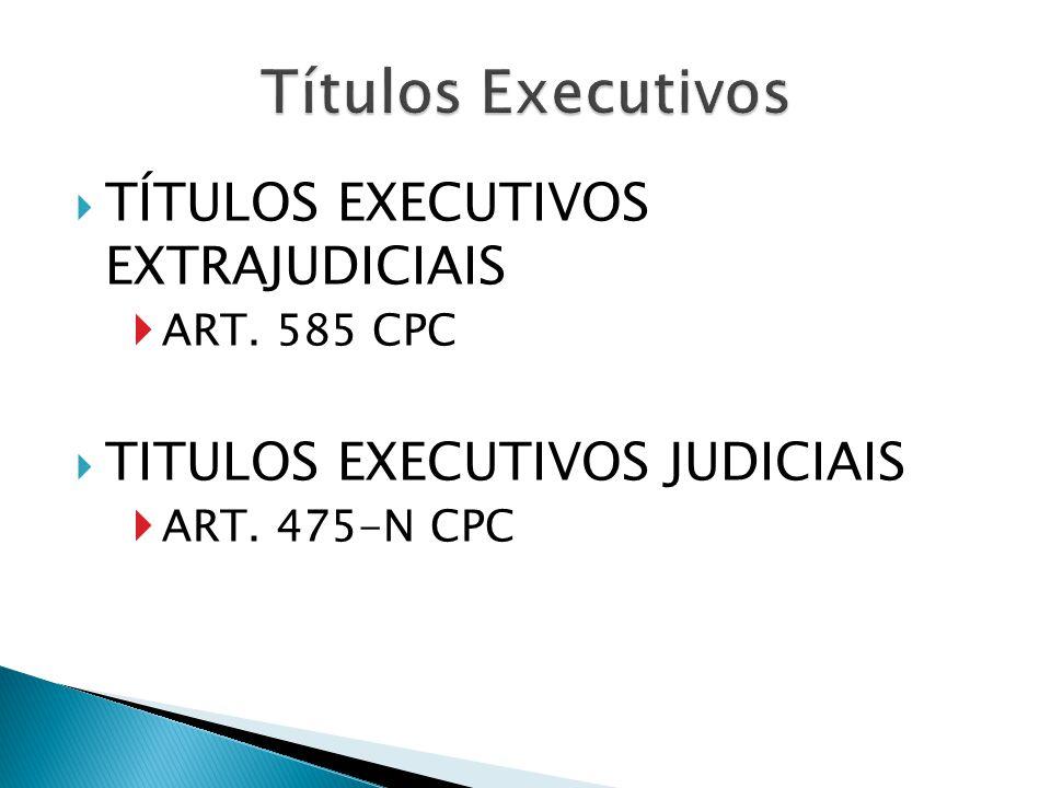 O artigo 586 estabelece os requisitos: certeza, liquidez e exigibilidade Segundo o artigo 618 I, a execução será nula, sempre que não alcançar os requ