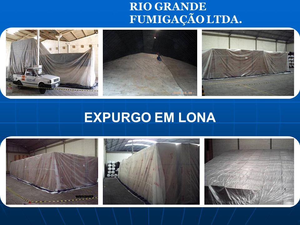EXPURGO EM LONA RIO GRANDE FUMIGAÇÃO LTDA.
