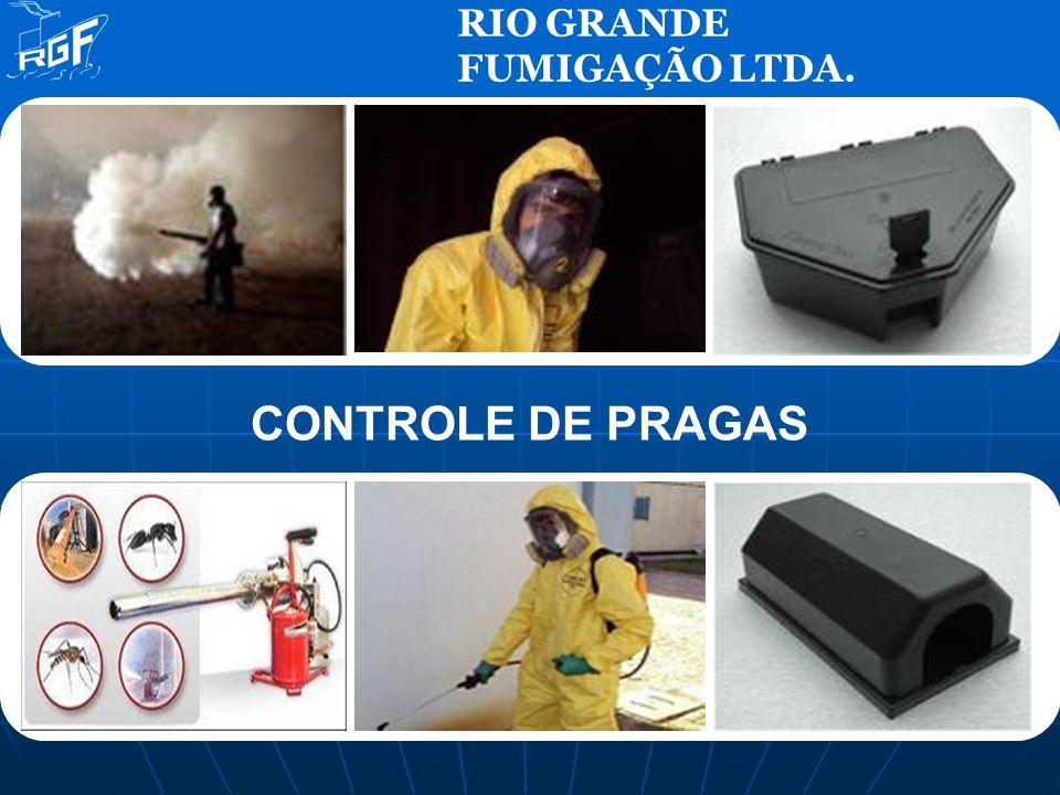 CONTROLE DE PRAGAS RIO GRANDE FUMIGAÇÃO LTDA.