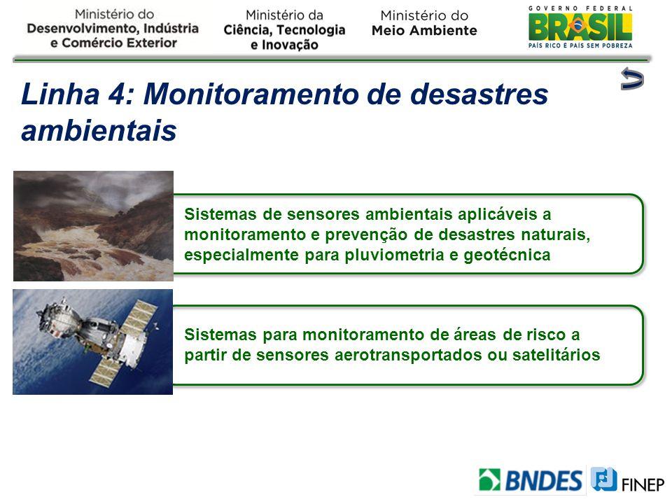 Sistemas de sensores ambientais aplicáveis a monitoramento e prevenção de desastres naturais, especialmente para pluviometria e geotécnica Sistemas pa