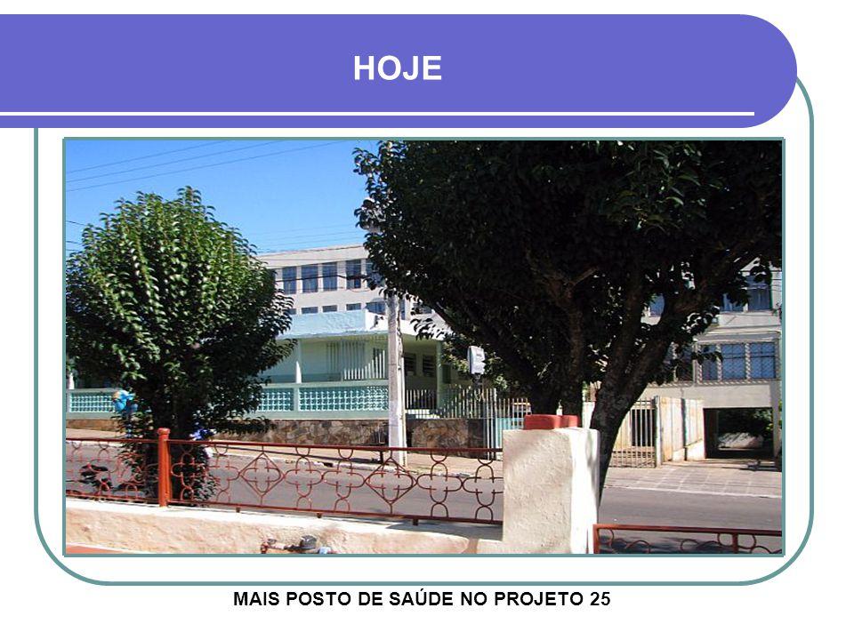 RUA BARÃO DO RIO BRANCO POSTO DE SAÚDE
