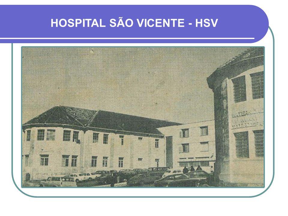 HOJE FACHADA PRINCIPAL DO HOSPITAL