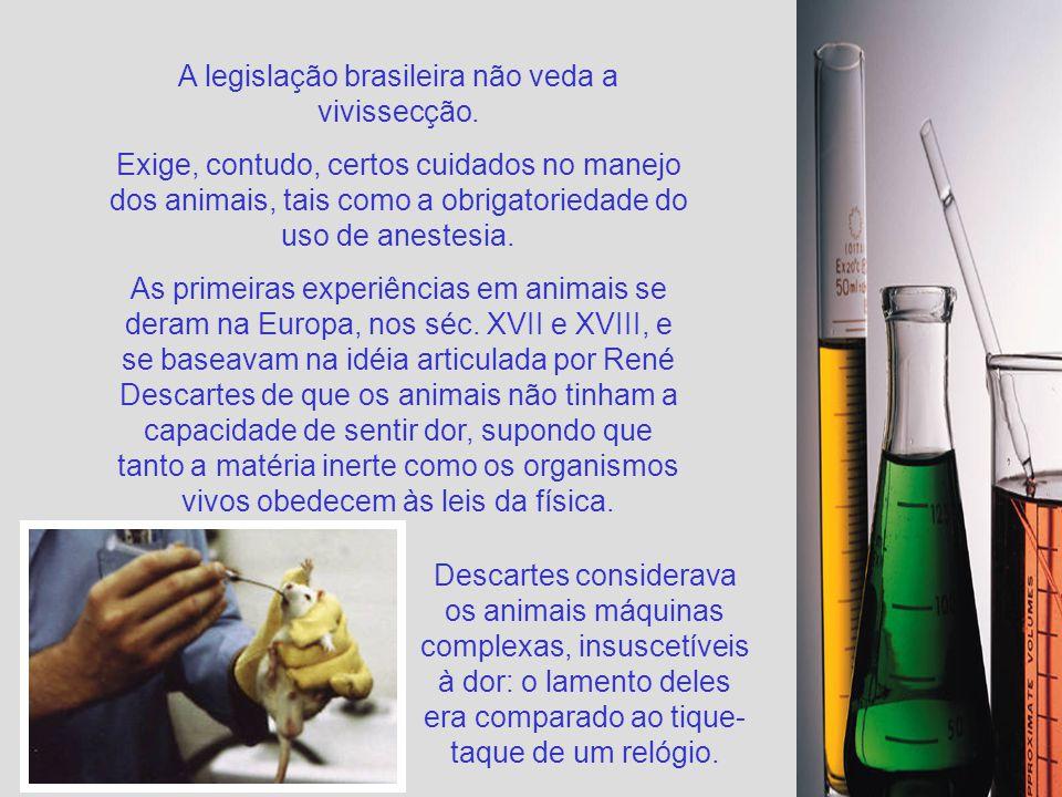 A Vivissecção e a Lei Rildo Silveira Created by rildosilveira@yahoo.com.br Cruzília – MG – Brasil Don Marquis O maior obstáculo para o progresso da ra