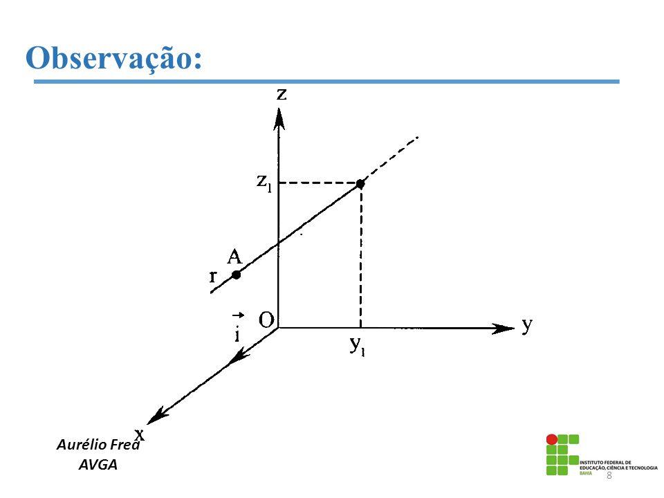 Aurélio Fred AVGA Ângulo entre dois vetores: 9