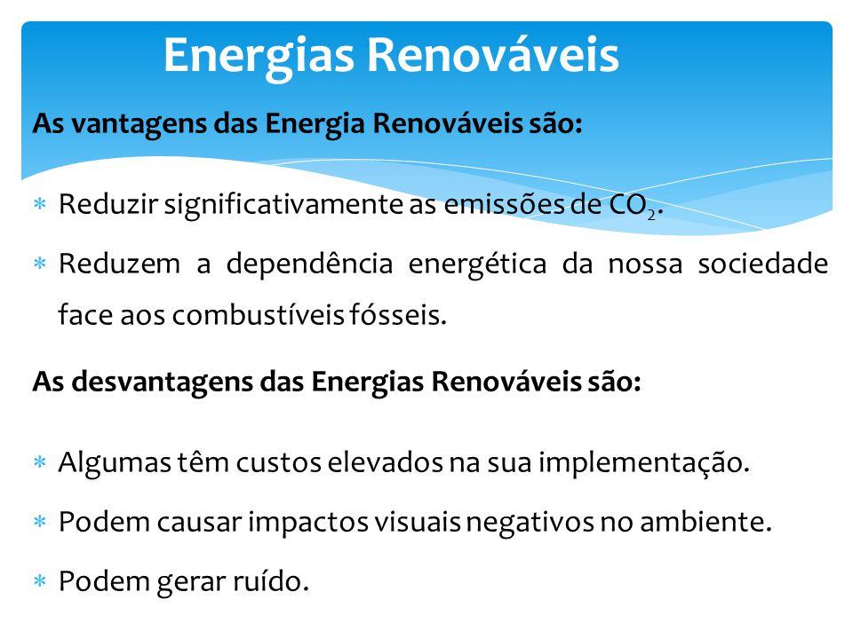Fonte de energia renovável Gás metano Pode ser obtido de forma natural ou artificial.