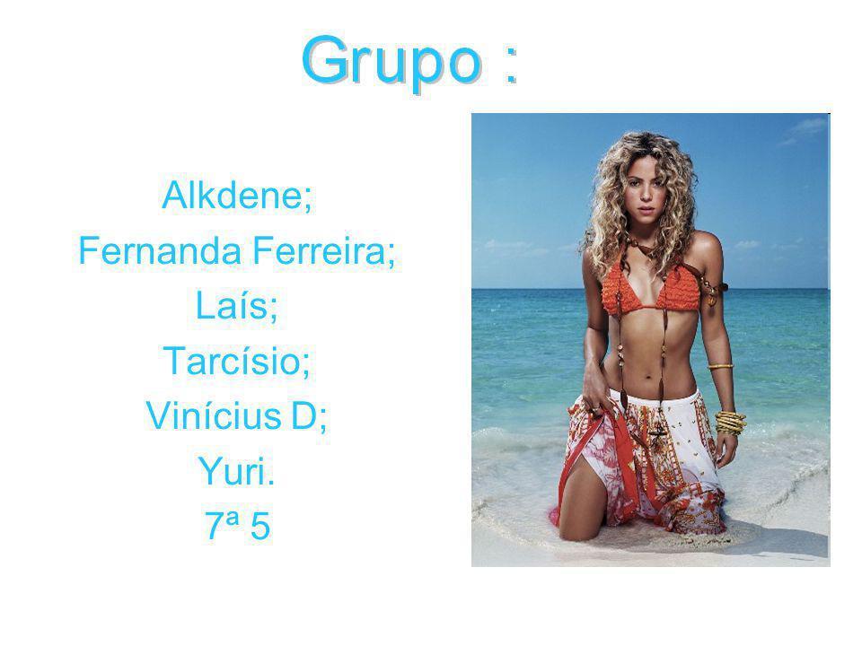Nome Completo : Shakira Isabel Mebarak Ripoll Data de Nascimento : 2 de Fevereiro de 1977 (33 anos) Origem : Barranquilla País : Colômbia Gêneros : Pop Rock, Pop latino, Rock Alternativo, World Music, Pop Extensão Vocal : Contralto Período em atividade : 1991-presente Gravadora (s) : Sony Music Colômbia (1991-1996) Sony Discos (1996-2002) Epic (2001-2009) Live Nation (2009)