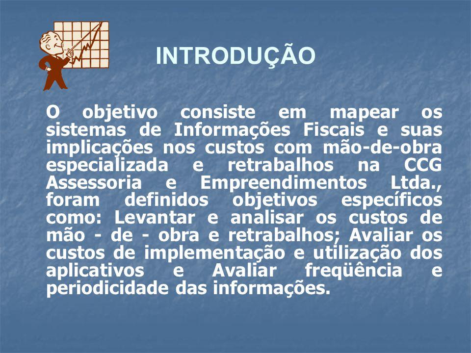 FUNDAMENTAÇÃO TEÓRICA A intensificação das atividades comerciais desencadeou a necessidade de controle.