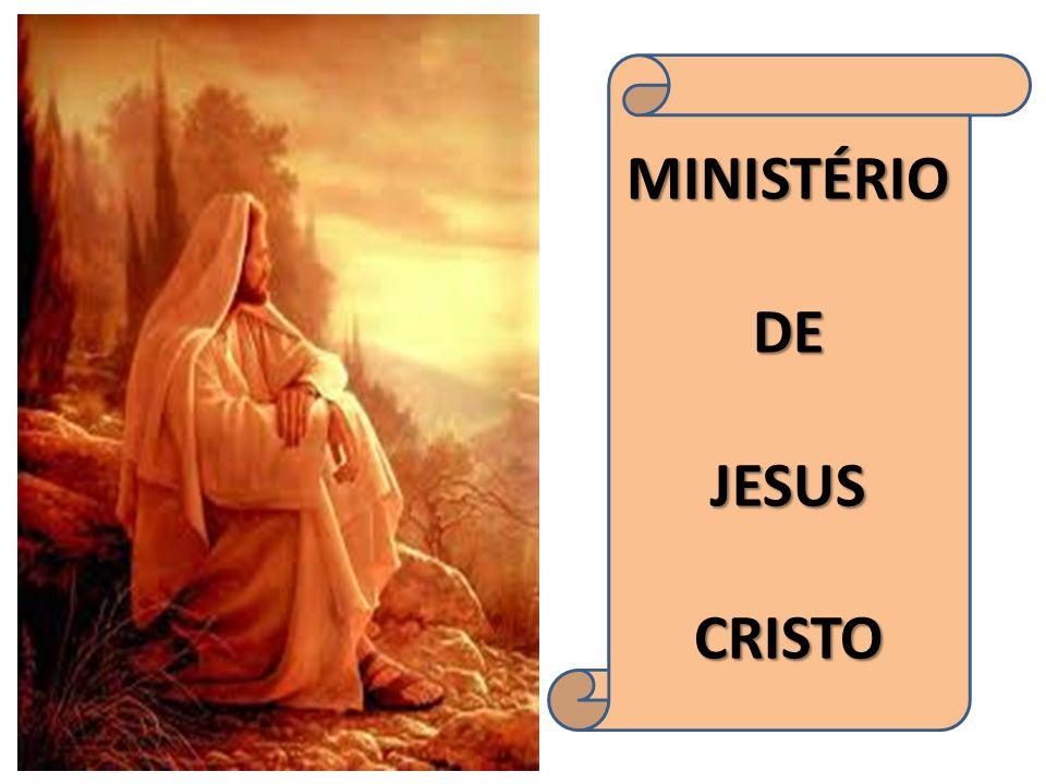 MINISTÉRIODEJESUSCRISTO