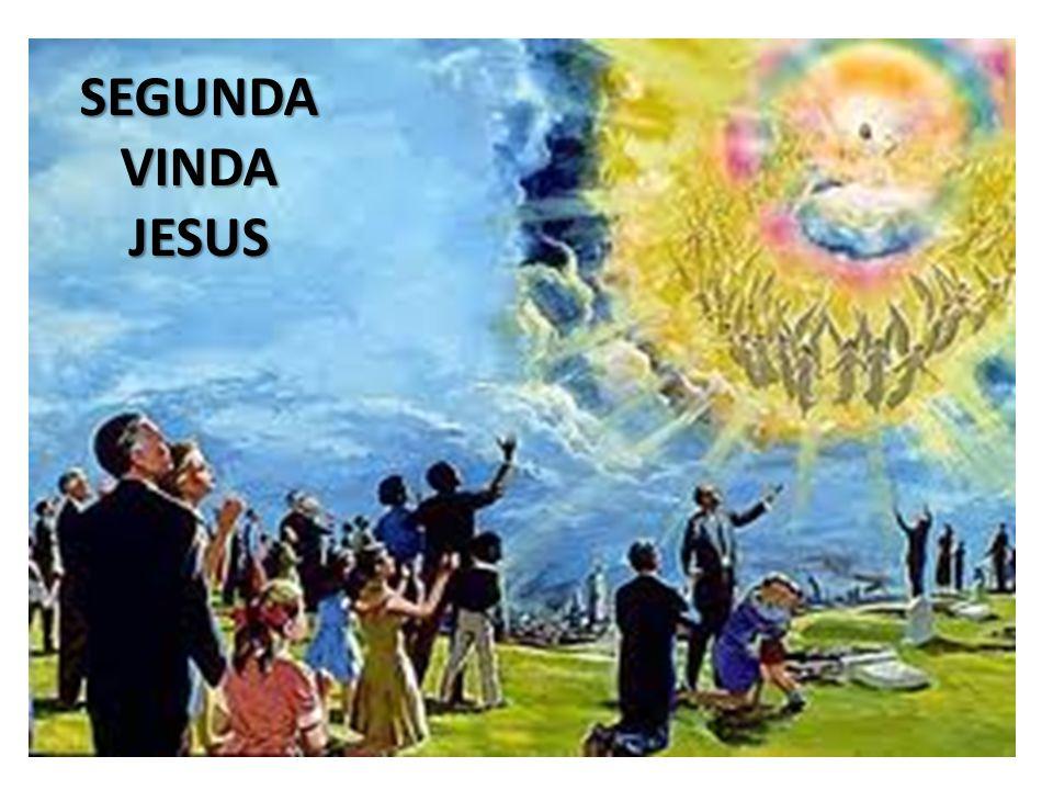 SEGUNDAVINDAJESUS