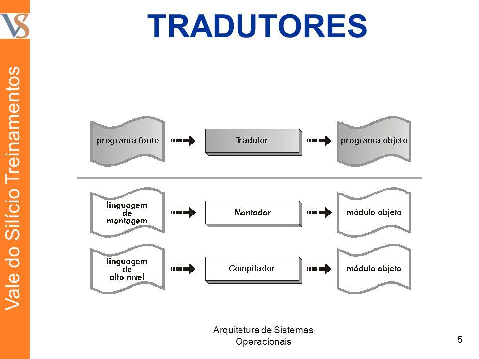 TRADUTORES 5 Arquitetura de Sistemas Operacionais Vale do Silício Treinamentos