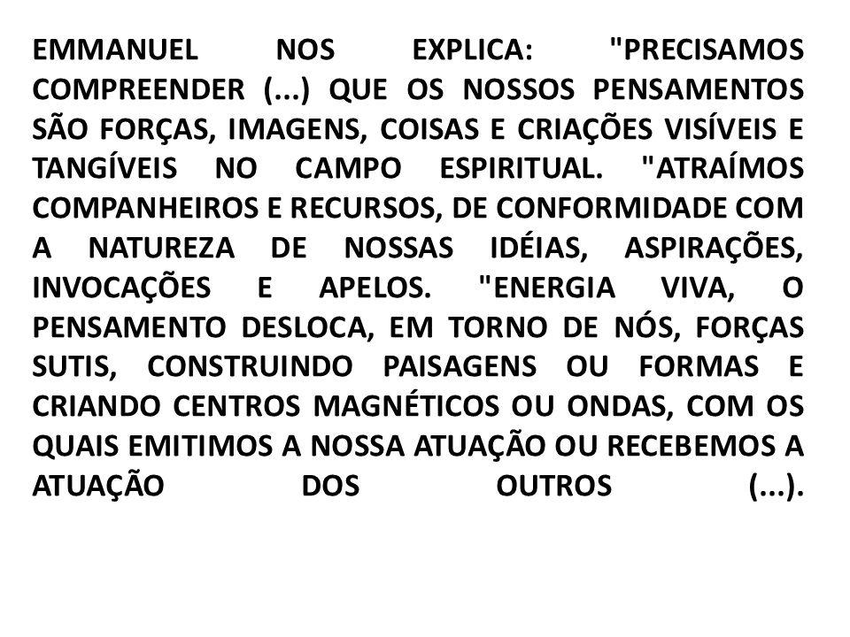 EMMANUEL NOS EXPLICA: