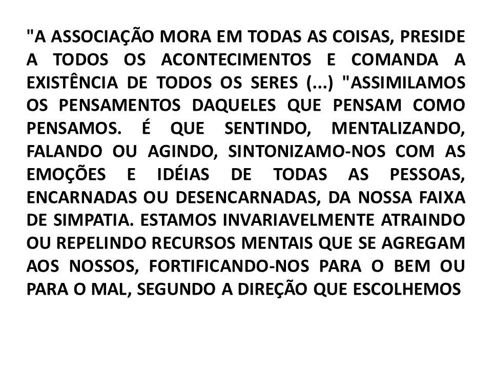 O DESEJO É A ALAVANCA DE NOSSO SENTIMENTO, GERANDO A ENERGIA QUE CONSUMIMOS, SEGUNDO A NOSSA VONTADE.