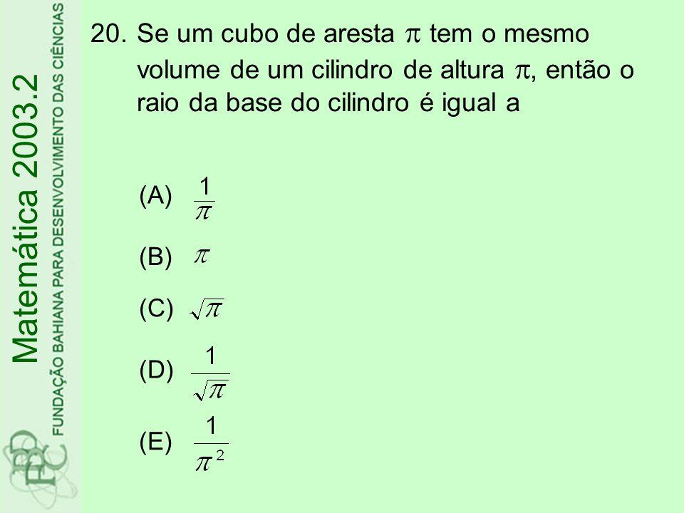 21.Sendo a, b e c números reais quaisquer, julgue os seguintes itens: (I) Se a<b, então a²<b².