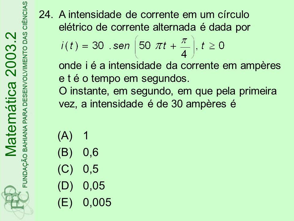 25.Considere n números, n>1, de modo que um dos números é igual a e todos os outros são iguais a 1.