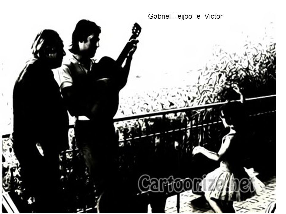 Gabriel Feijoo e Victor