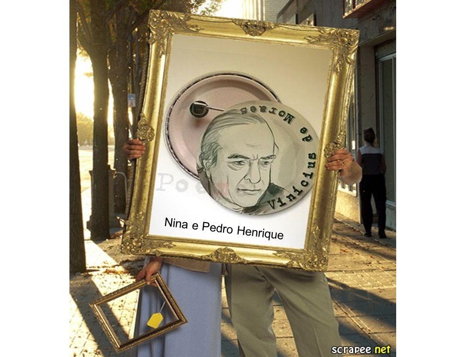 Nina e Pedro Henrique