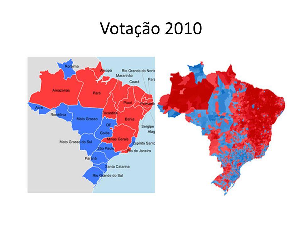 Votação 2010
