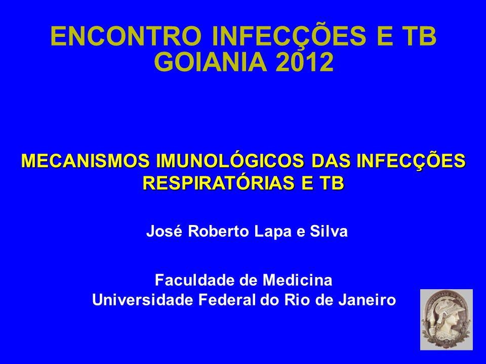 Presence of cytokines in BAL supernatants Bonecini-Almeida MG et al. Inf. Immun. 2004; 72:2628