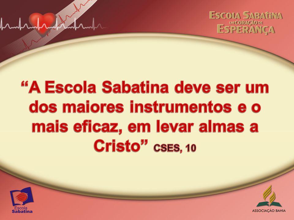 Pontos comuns entre a Escola Sabatina e os Pequenos Grupos: 1.- Objetivos: Estudo da Bíblia.