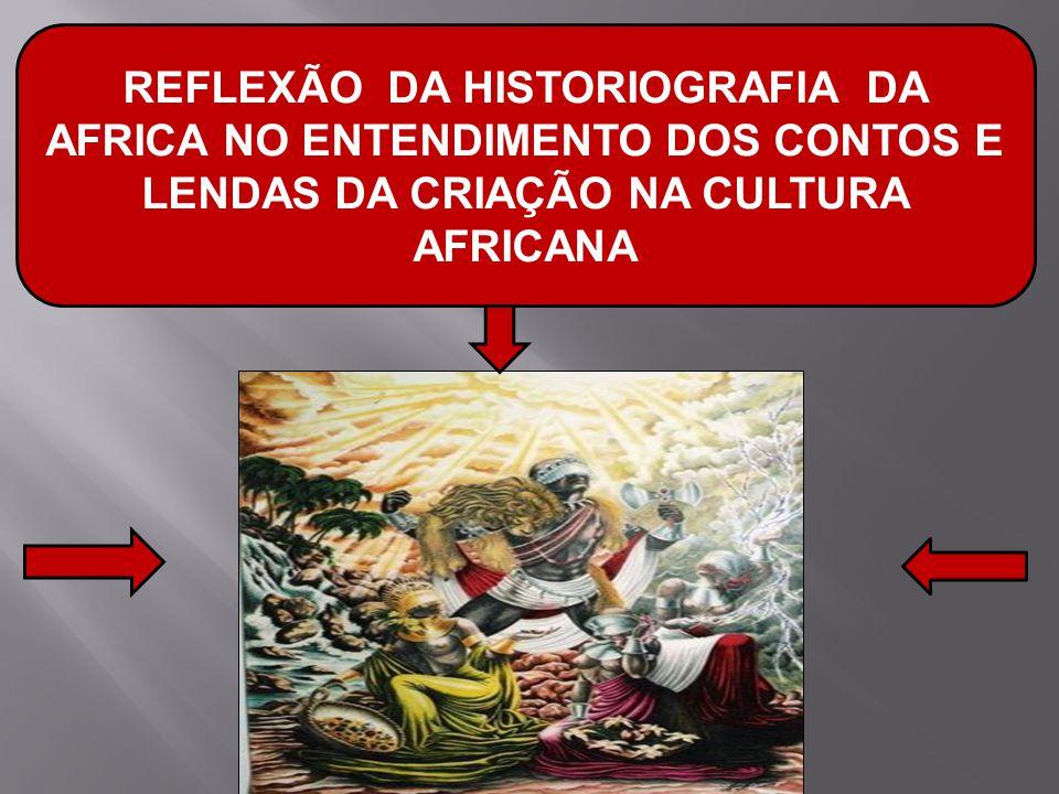 Analise equivocada da África que recebeu de estudiosos ocidentais.