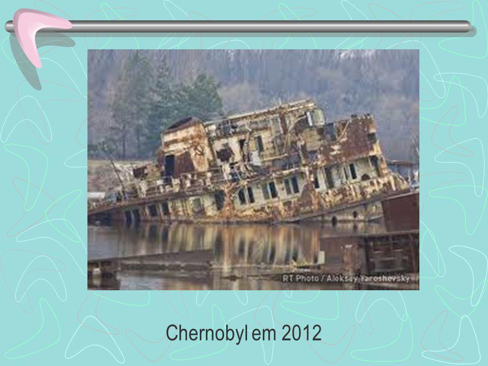 Chernobyl em 2012