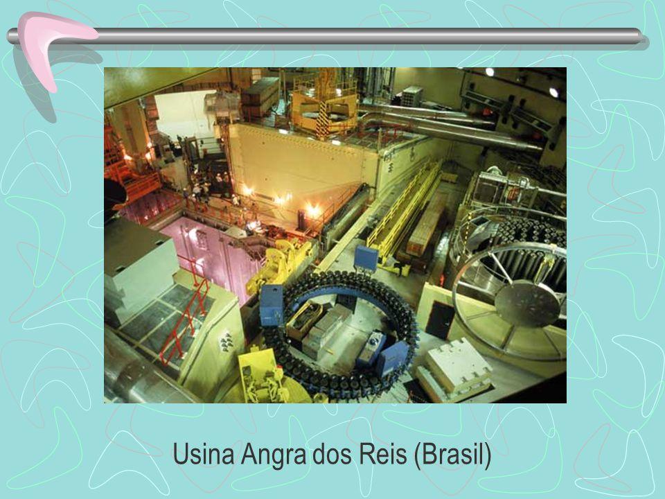 Usina Angra dos Reis (Brasil)