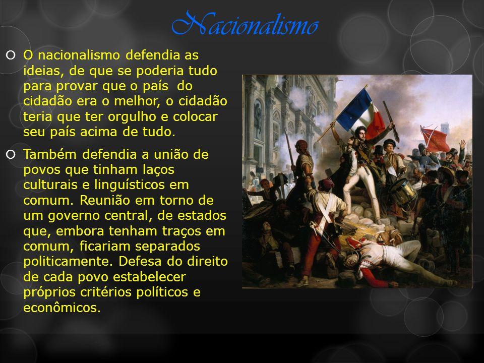 Liberalismo O liberalismo tornou-se a grande força do pensamento revolucionário que se materializou com a Revolução Francesa e permaneceu durante todo
