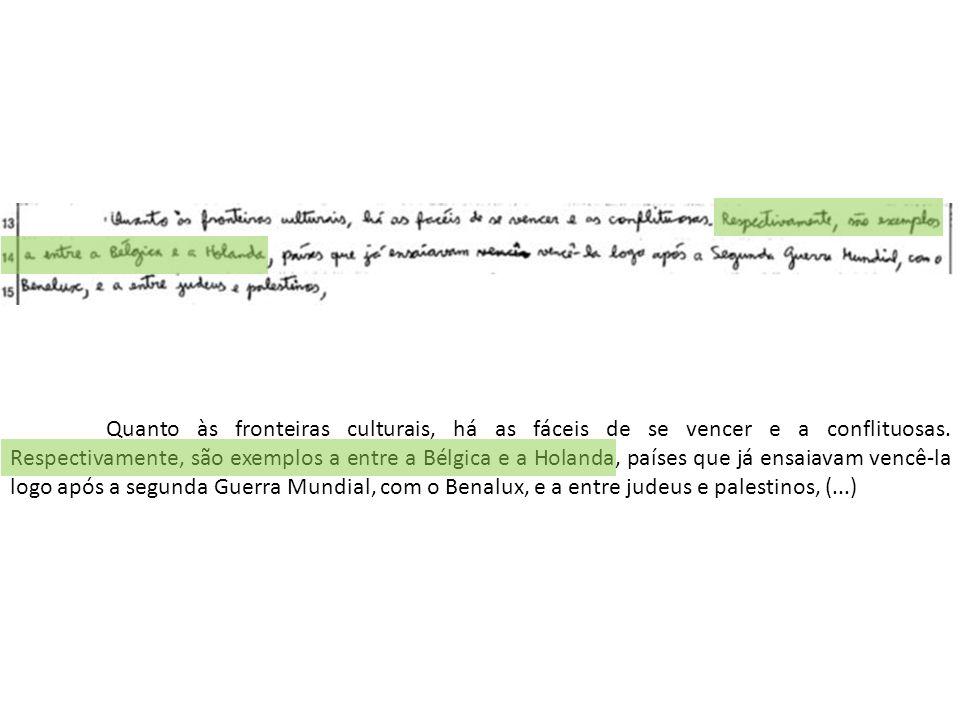 Coesão Macroestrutural CASDVest 2013