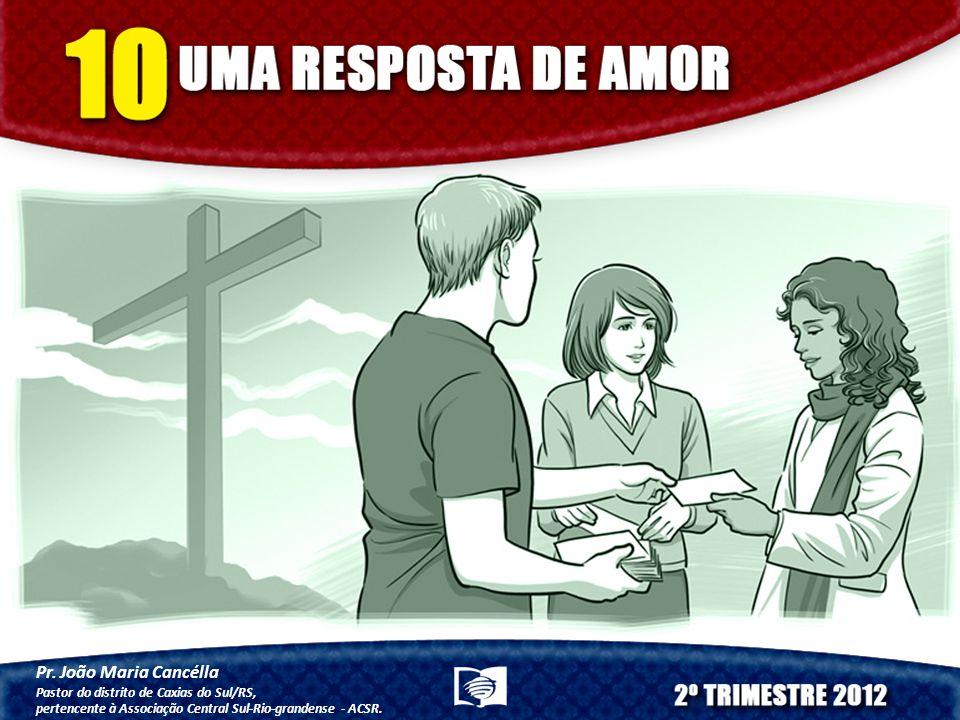 Se vocês Me amam, obedecerão aos Meus mandamentos. João 14:15