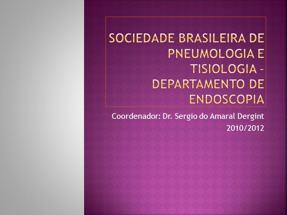 Coordenador: Dr. Sergio do Amaral Dergint 2010/2012
