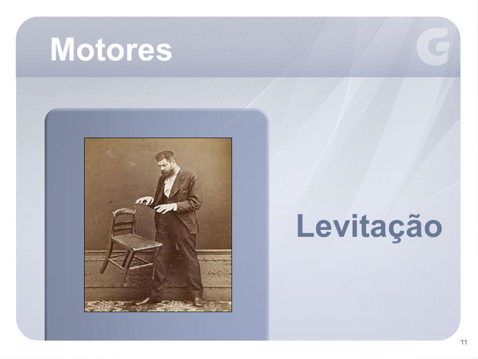 11 Motores Levitação