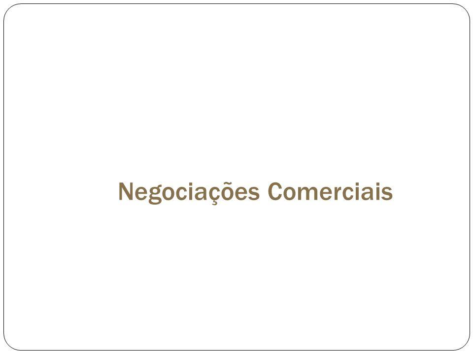 Negociações Comerciais