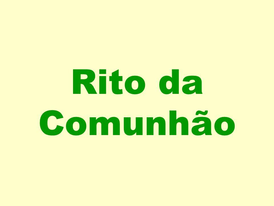 Rito da Comunhão