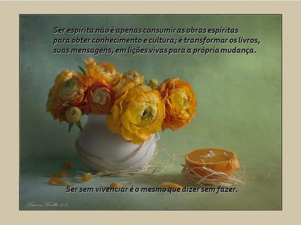 Ser espírita não é apenas aceitar a reencarnação; é compreendê-la como manifestação da Justiça Divina e caminho natural para a perfeição. Não é só com