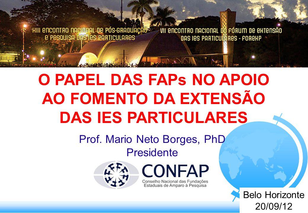 Belo Horizonte 20/09/12 Prof.