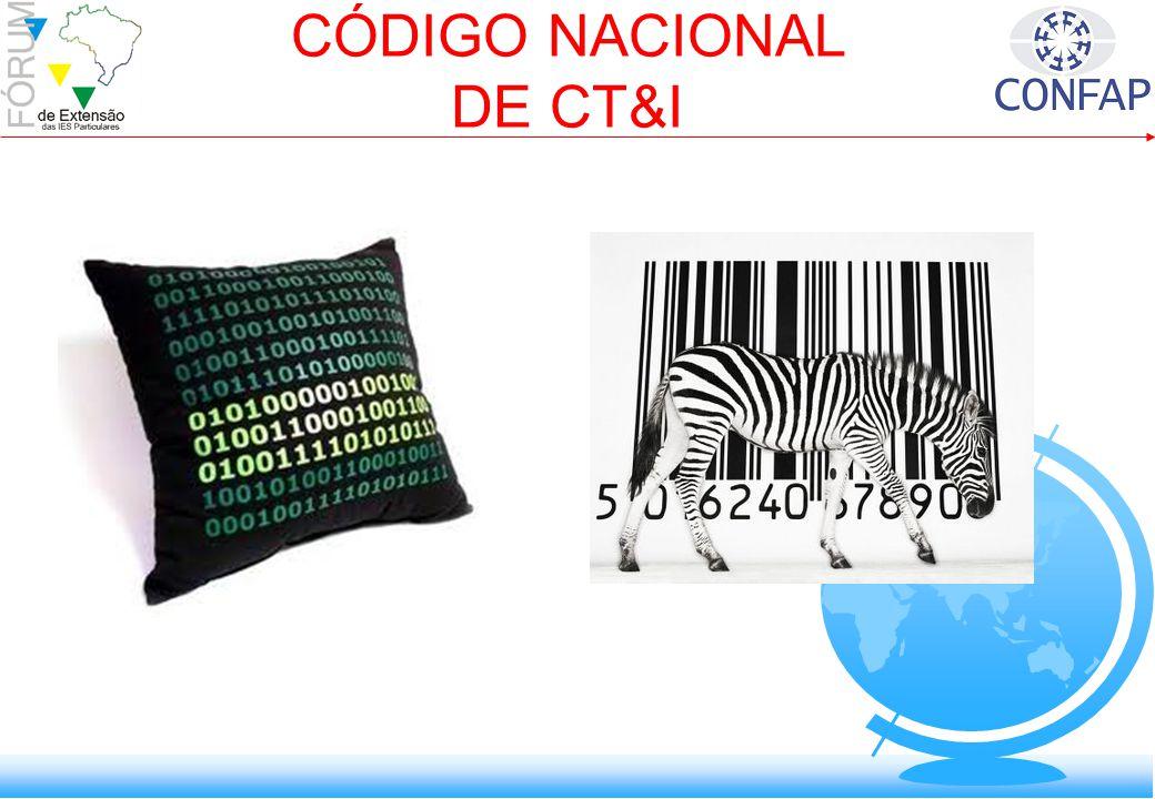 CÓDIGO NACIONAL DE CT&I