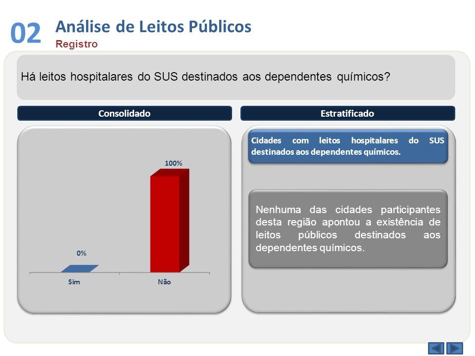 03 Análise por Faixa Etária Registro Qual a faixa etária entre os dependentes químicos atendidos no sistema público.