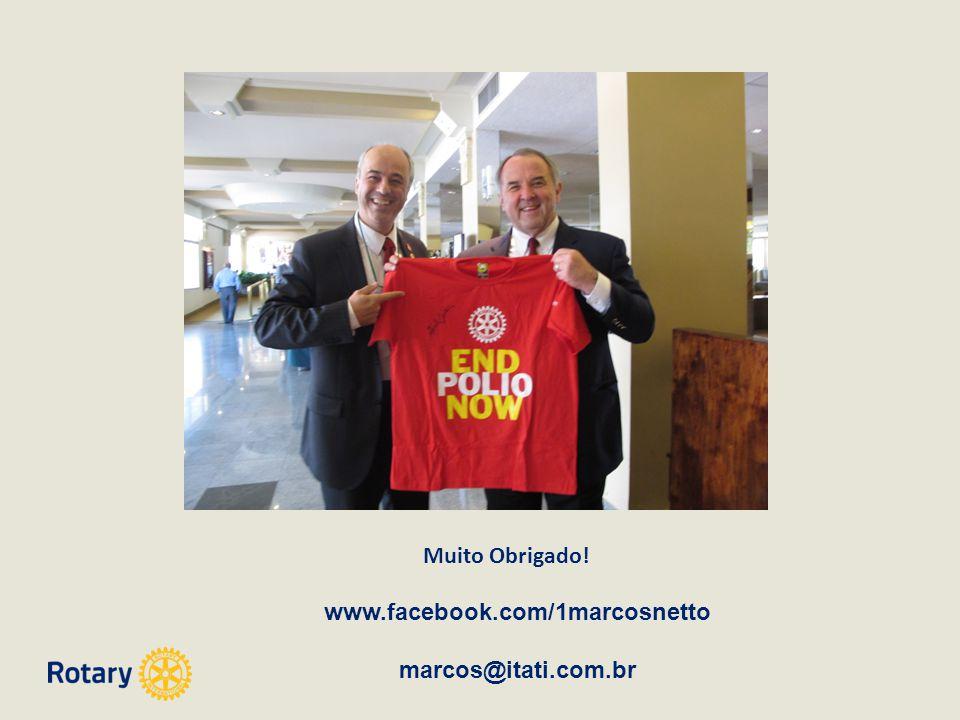 Muito Obrigado! www.facebook.com/1marcosnetto marcos@itati.com.br