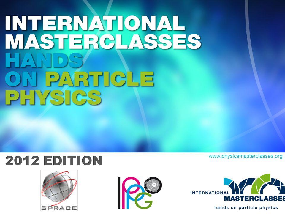 – W e Z: partículas mediadoras da força fraca.Decaem imediatamente – Como identificá-las.