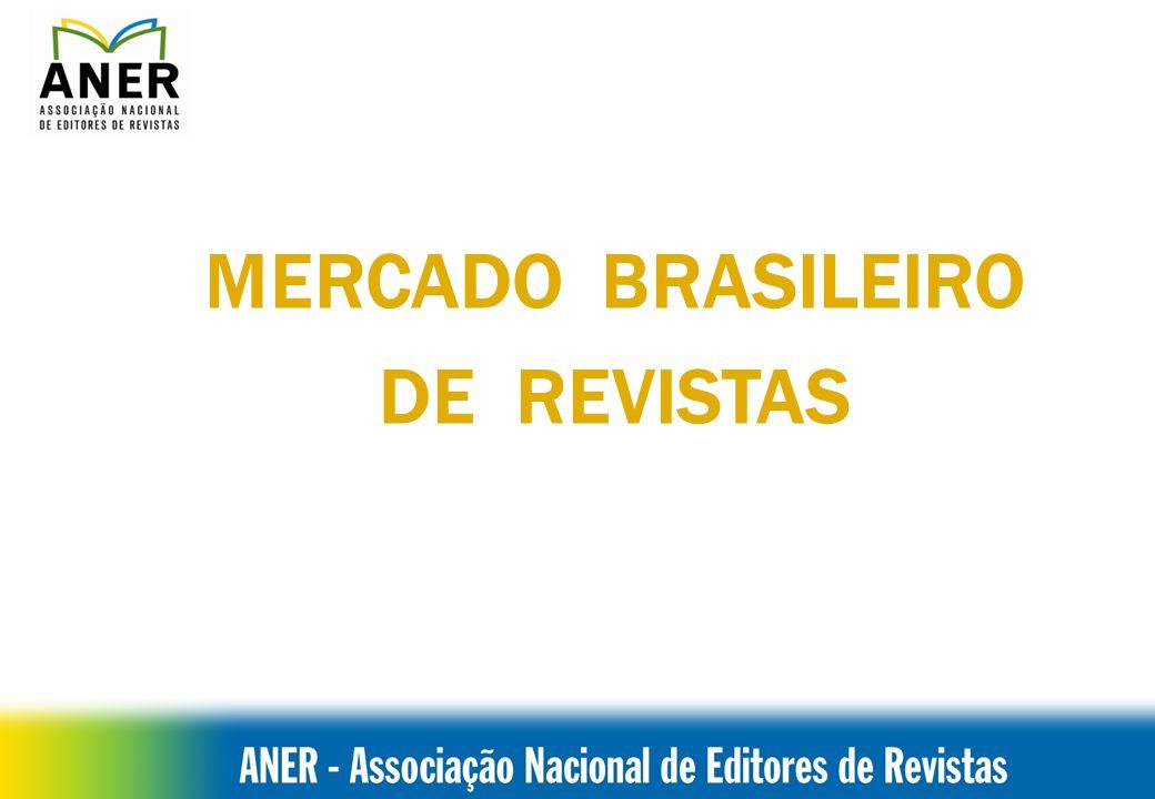 MERCADO BRASILEIRO DE REVISTAS