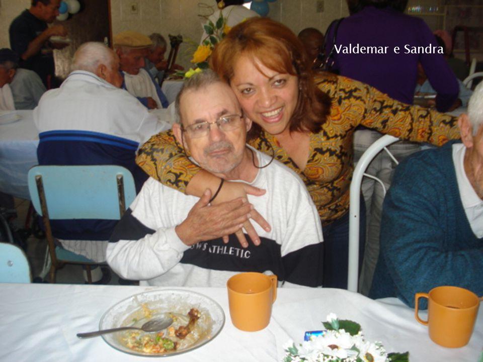 Valdemar e Sandra