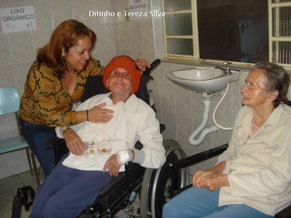 Ditinho e Tereza Silva