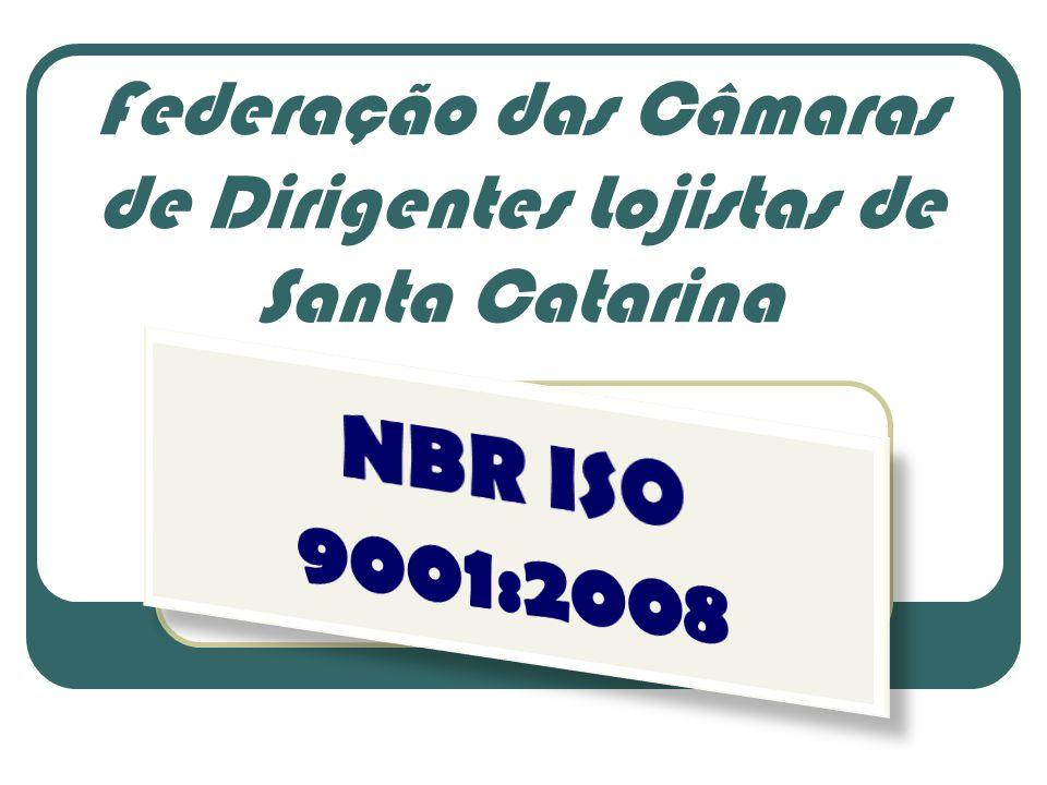 NBR ISO 9001:2008 Os colaboradores da Casa do Lojista, sede da FCDL/SC, em Florianópolis participaram de atividade ministrada pelo consultor da ISO 9001:2008 Cássio Henrique Furtado Ramos, da Qualytool Gestão Empresarial.