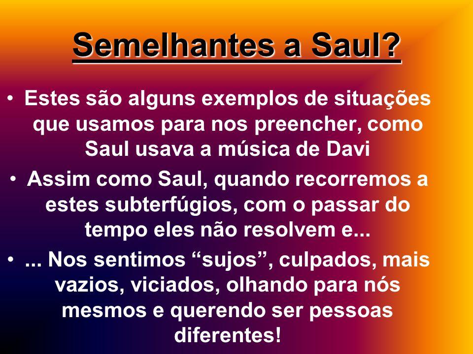 Semelhantes a Saul.